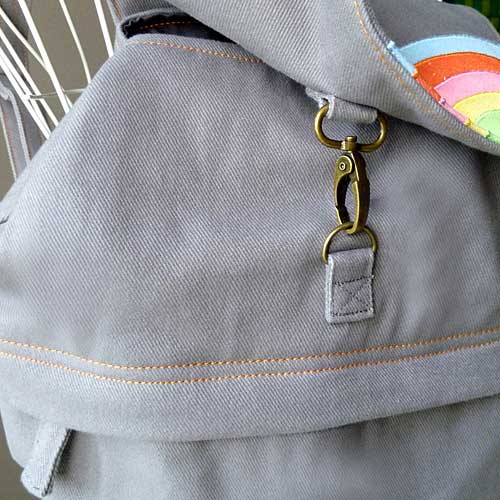 Backpack - Over The Rainbow (7 Colors)