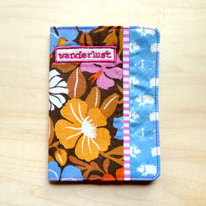 Passport Cover - My Wanderlust #2982