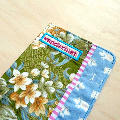 Passport Cover - My Wanderlust #2981