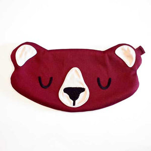 Zip Pouch - Forest Honey Bear (3 Colors)