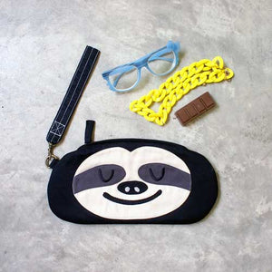 Wristlet - Slothful Sloth (3 Colors)
