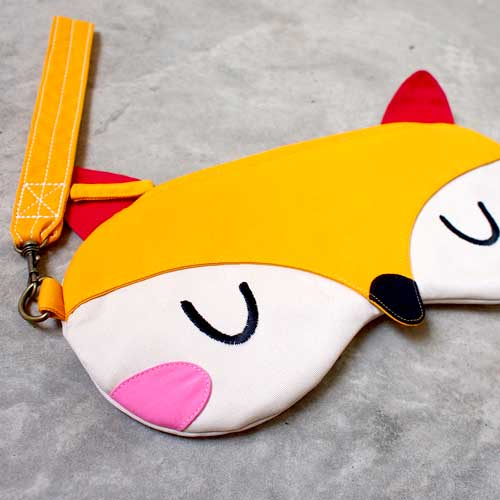 Wristlet - Fantastic Fox (3 Colors)