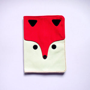 Passport Cover - Fantastic Fox (4 Colors)
