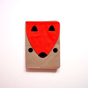 Passport Cover - Nutkin Squirrel (3 Colors)