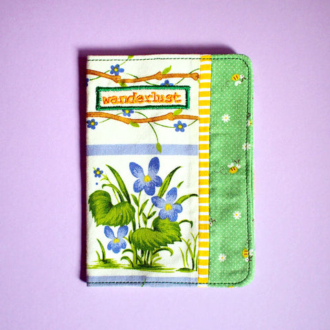 Passport Cover - My Wanderlust #3264