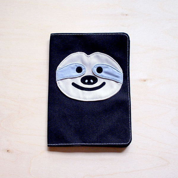 Passport Cover - Slothful Sloth (3 Colors)