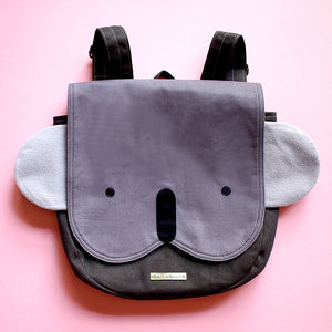 Backpack - Kooky Koala (Gray Olive)