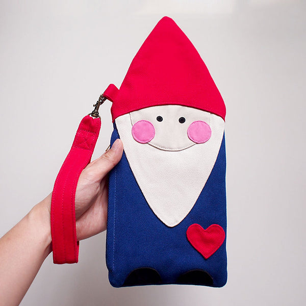 Wrist Pouch - BFF Gnome Friend (Bashful)