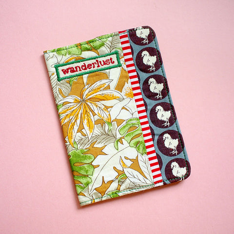 Passport Cover - My Wanderlust #3607