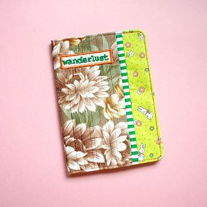 Passport Cover - My Wanderlust #3606