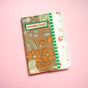 Passport Cover - My Wanderlust #3605