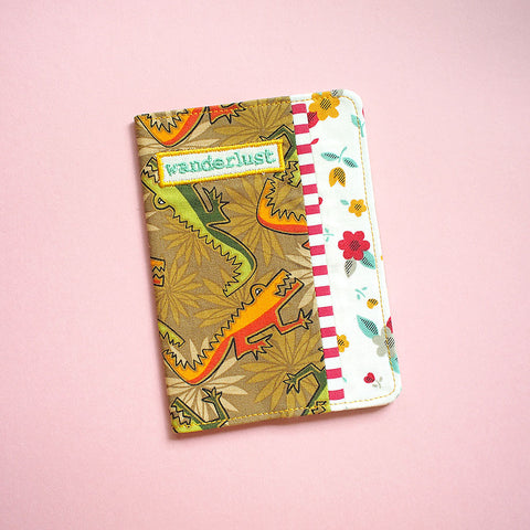 Passport Cover - My Wanderlust #3604