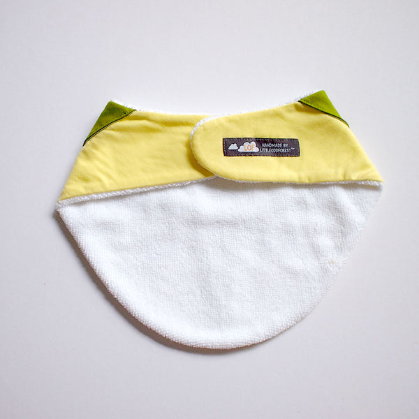 Bandana Drool Bib - Fantastic Fox (5 Colors)