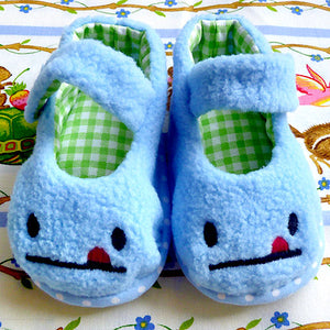 Baby Booties - Cheeky Monster MaryJanes (7 Colors)