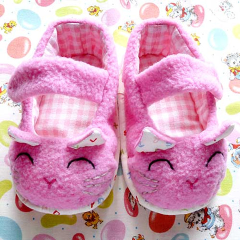 Baby Booties - Kitty Cat MaryJanes (7 Colors)