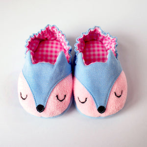 Baby Booties - Fantastic Fox #10