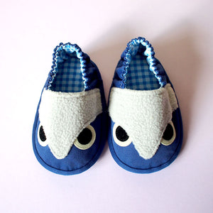 Baby Booties - Hoot The Owl #05