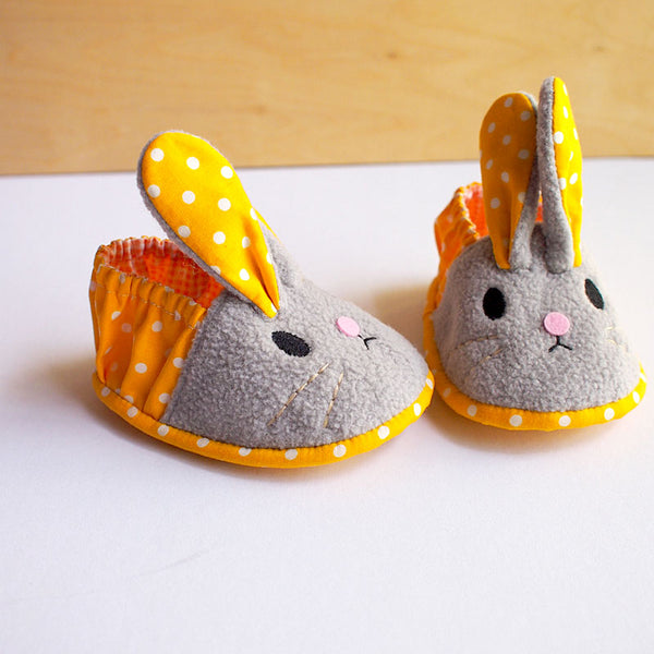 Baby Booties - Chubby Bunny #05 (3 Variants)