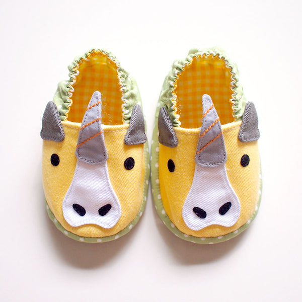 Baby Booties - Magical Unicorn #05