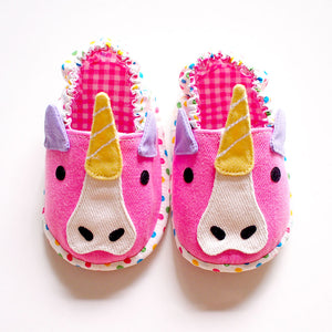 Baby Booties - Magical Unicorn #07 (2 Variants)