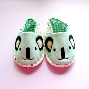 Baby Booties - Kooky Koala (6 Colors)