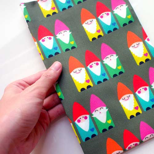Fat Quarter Fabric - BFF Gnome Friends