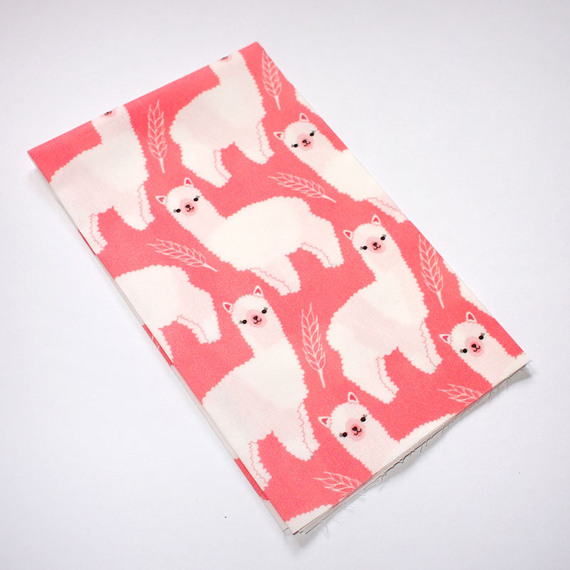 Fat Quarter Fabric - The Alpacas I