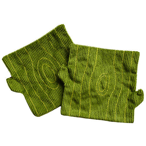 Coasters Set (Pair) - Woodlands Tree Stump (2 Colors)