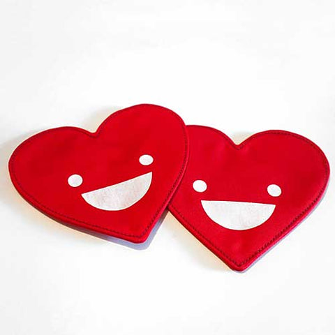Coasters Set (Pair) - My Valentine (2 Faces)