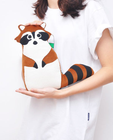Plush Toy - Bandit The Raccoon