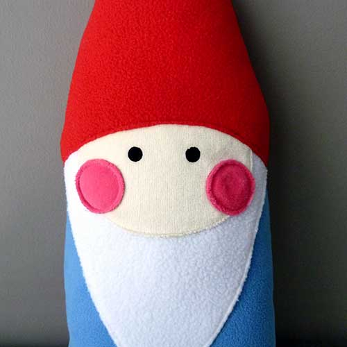 Plush Toy - Bashful Gnome Friend (Bigger)