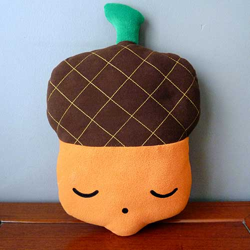 Plush Toy - Mighty Acorn (Larger)