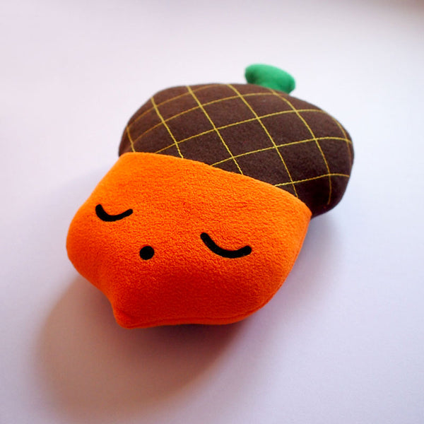 Plush Toy - Mighty Acorn (Smaller)