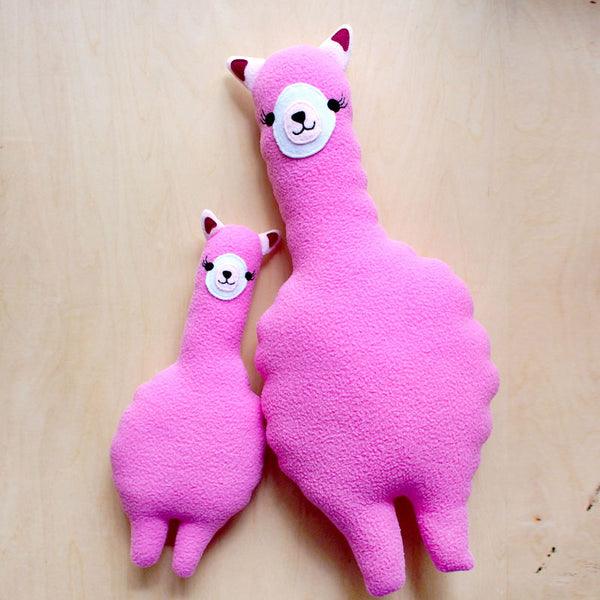 Plush Toy - Amigo Alpaca (Smaller - 4 Colors)