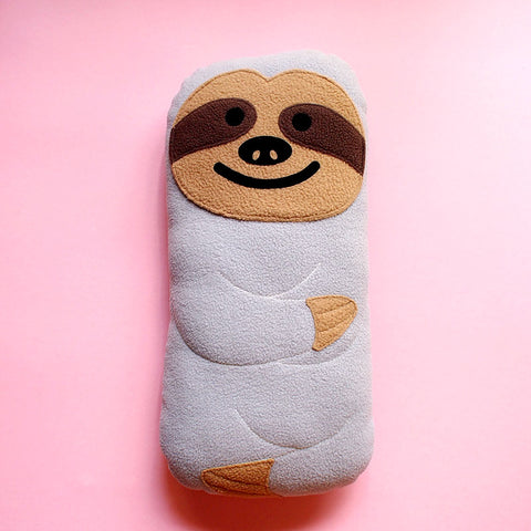 Plush Toy - Slothful Sloth (Bigger - 4 Colors)