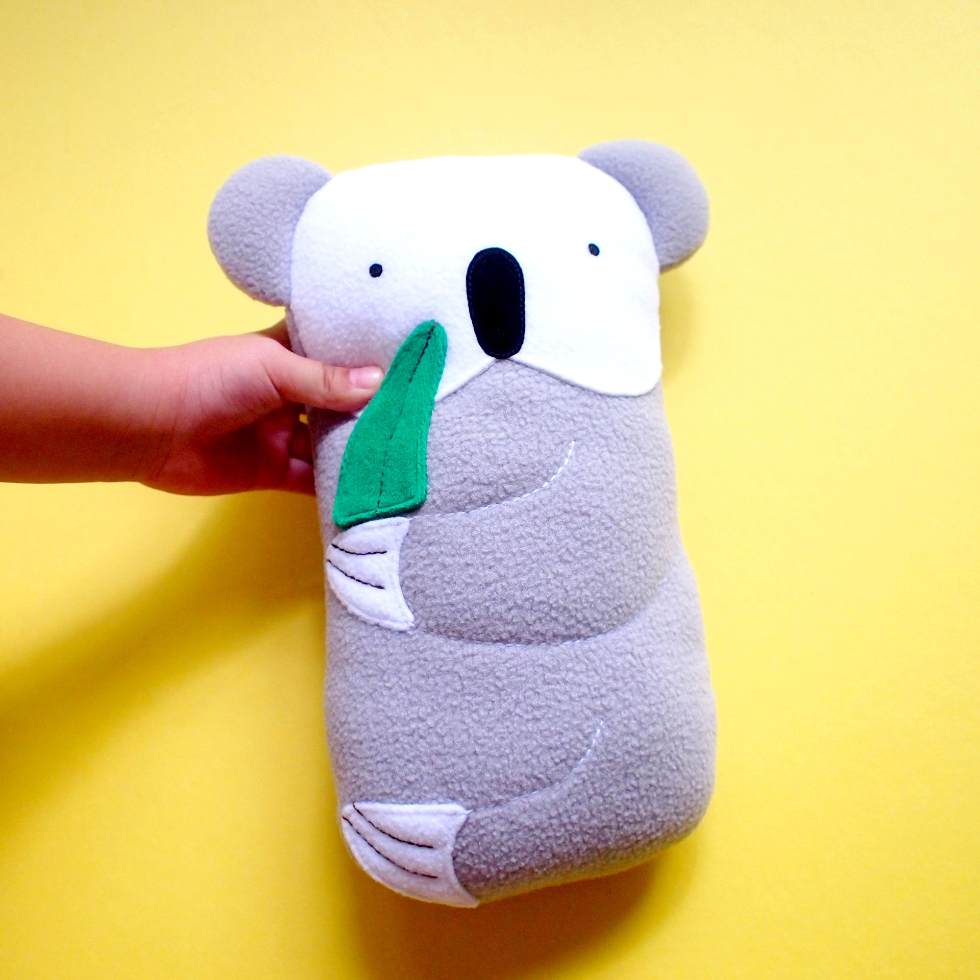 Plush Toy - Koala Loves Eucalyptus (Smaller)