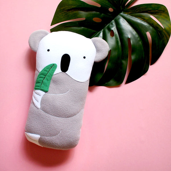 Plush Toy - Koala Loves Eucalyptus (Bigger)