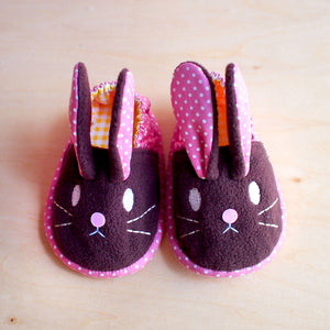 Baby Booties - Chubby Bunny #07 (3 Variants)