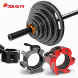 Weightlifting Barbell Clamps