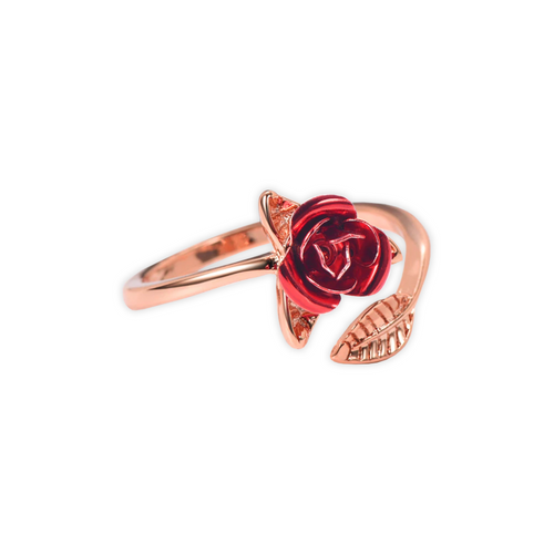 Blush True Love Rose Ring