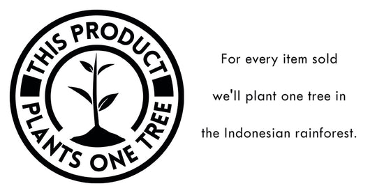The product plants one tree