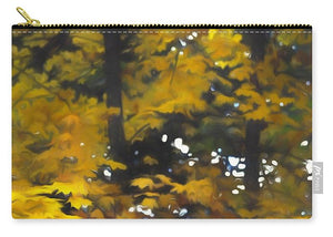 Fall Yellow Trees - Carry-All Pouch
