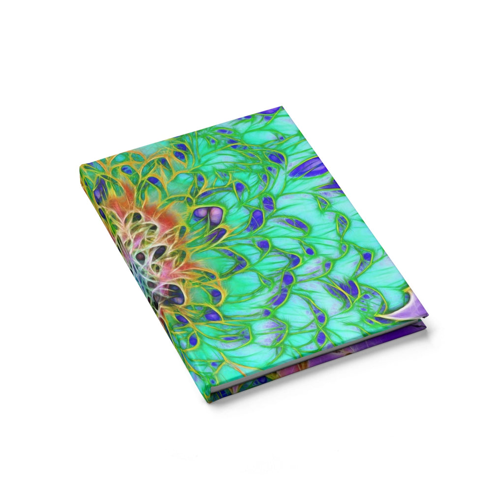 Abstract Chrysanthemum Journal - Blank