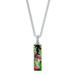 Flowers 15 Long Necklace