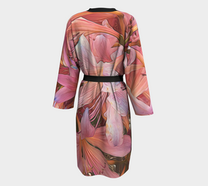 Amaryllis Belladonna Long Robe