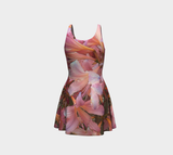 Amaryllis Beladonna Flare Dress
