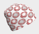 Peppermint Candy Dots Hat
