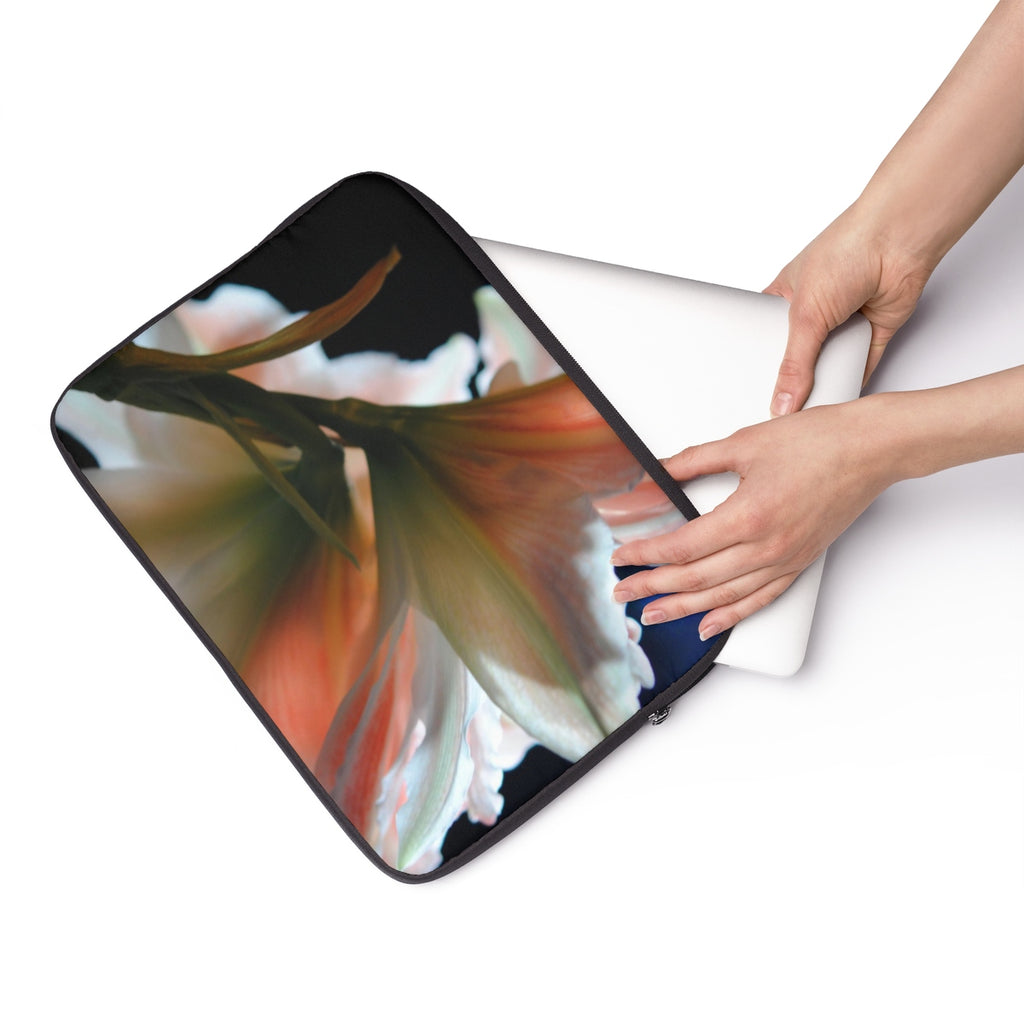 Amaryllis In The Light Laptop Sleeve