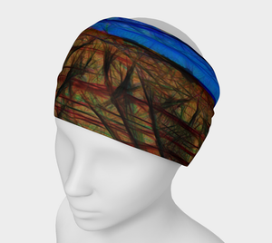 South Dakota Badlands Headband
