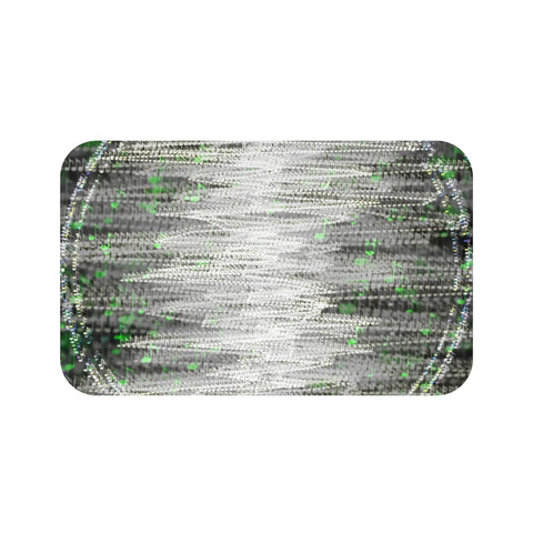 Background Music Bath Mat